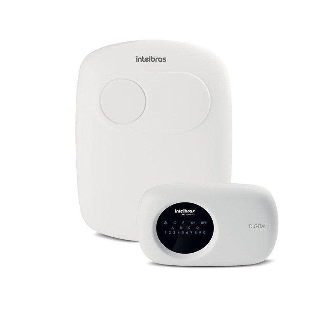 Central de Alarme Intelbras AMT 2110 Monitorada