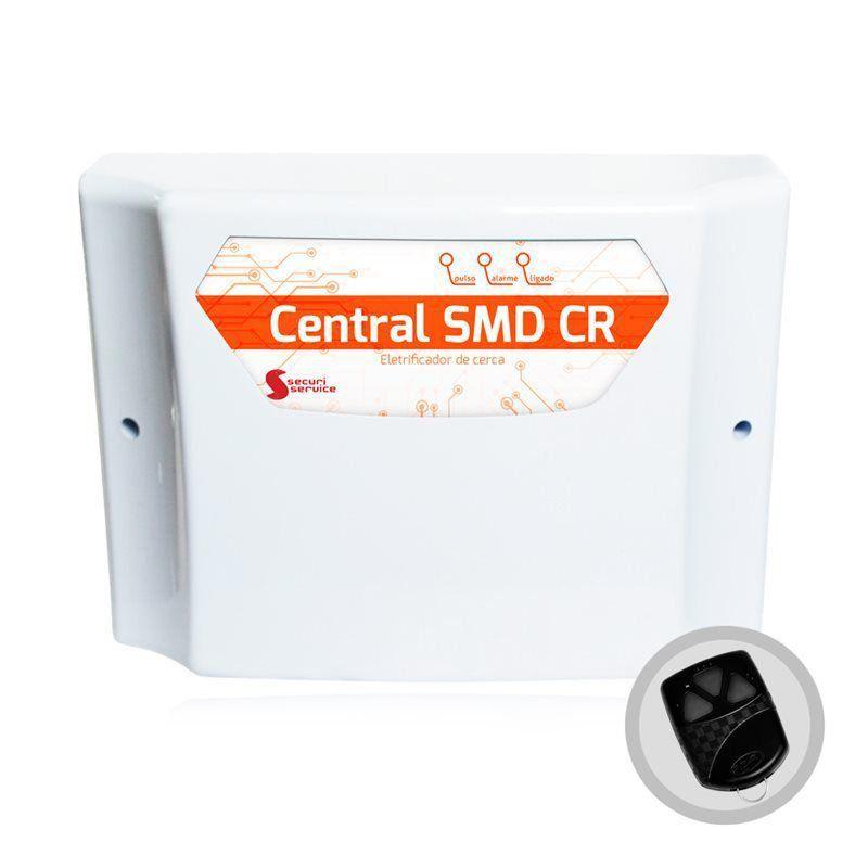 Central de Cerca Elétrica Securi Service SMD CR com Alarme