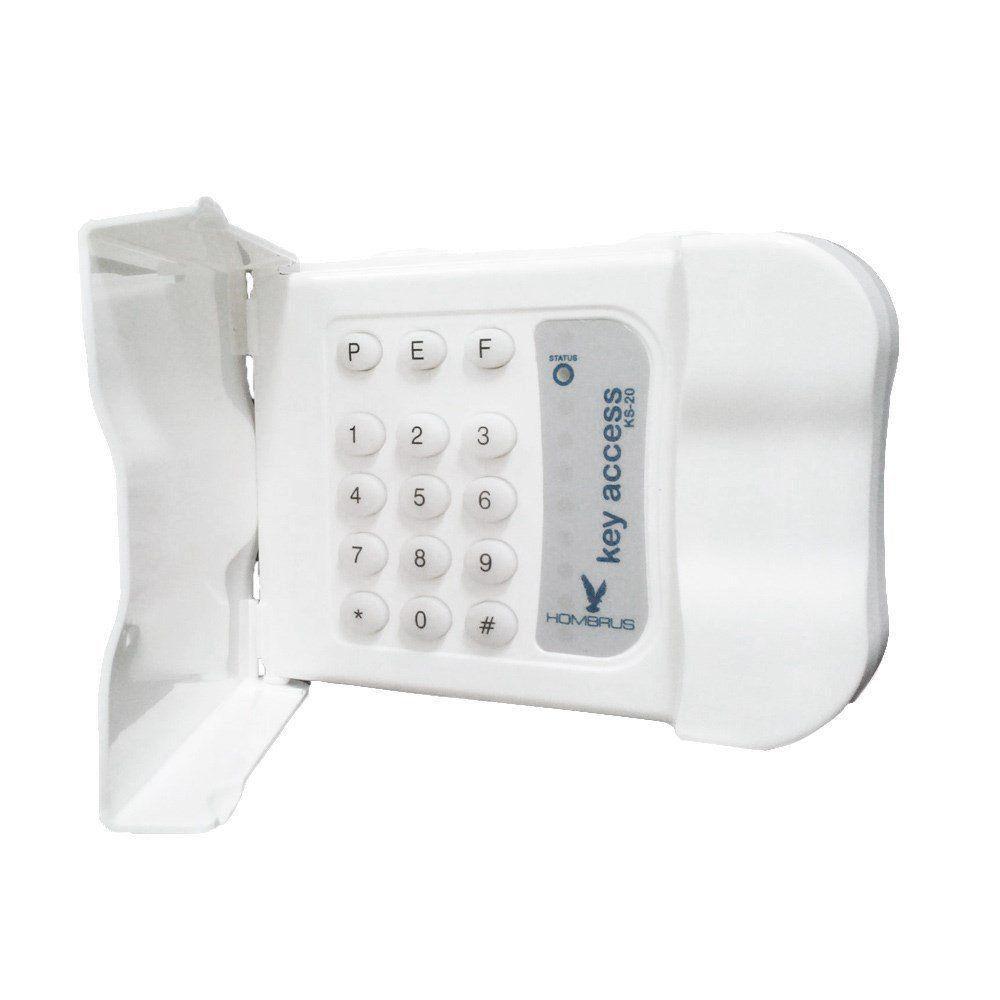 Controle de Acesso Hombrus KS 20 Universal