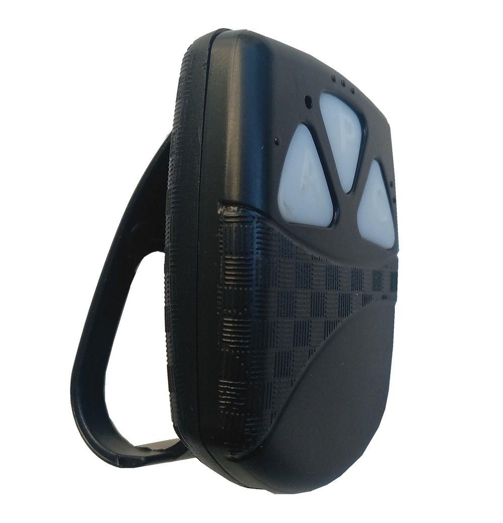 Controle Remoto Securi Service Tx Black 433,92 Cód. Rolante