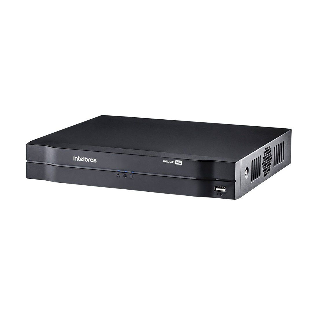 DVR Gravador de Vídeo Intelbras MHDX 1108 Multi HD 8 Canais