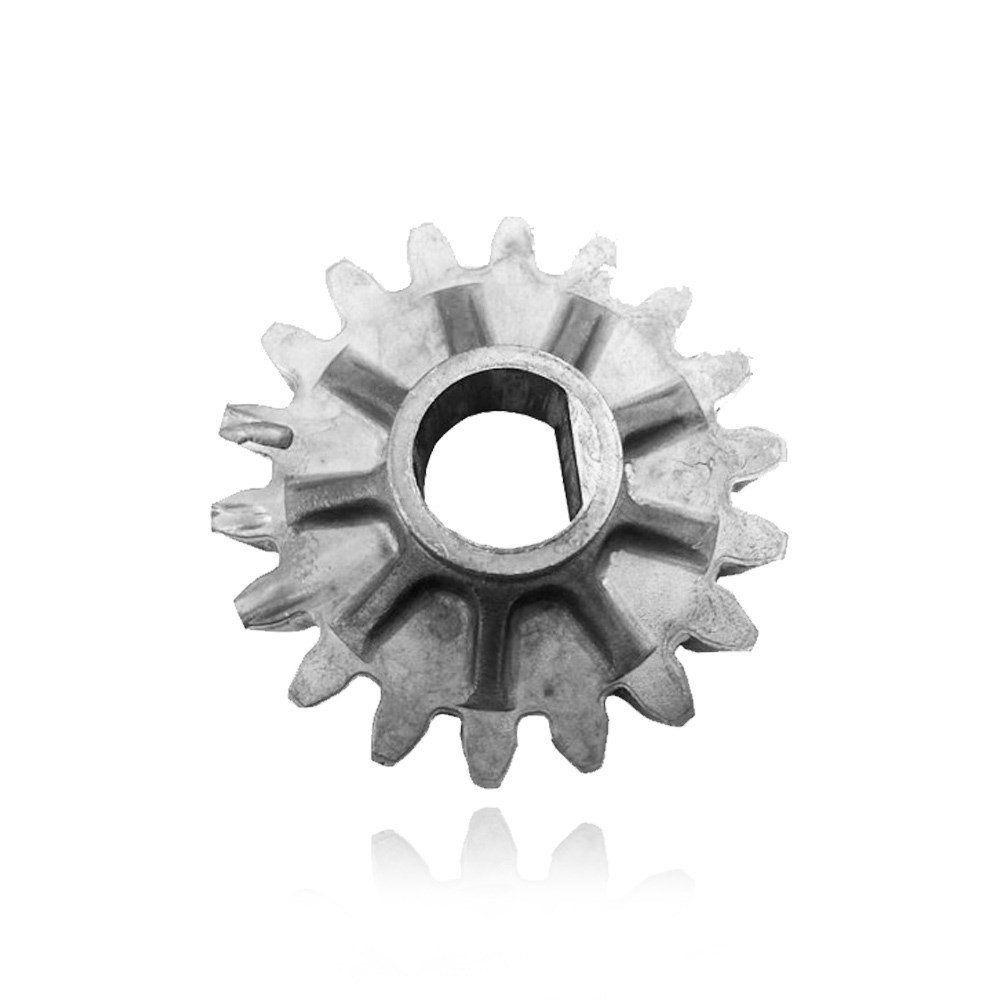 Engrenagem PPA P10514 Externa Z18 Alumínio Jateado