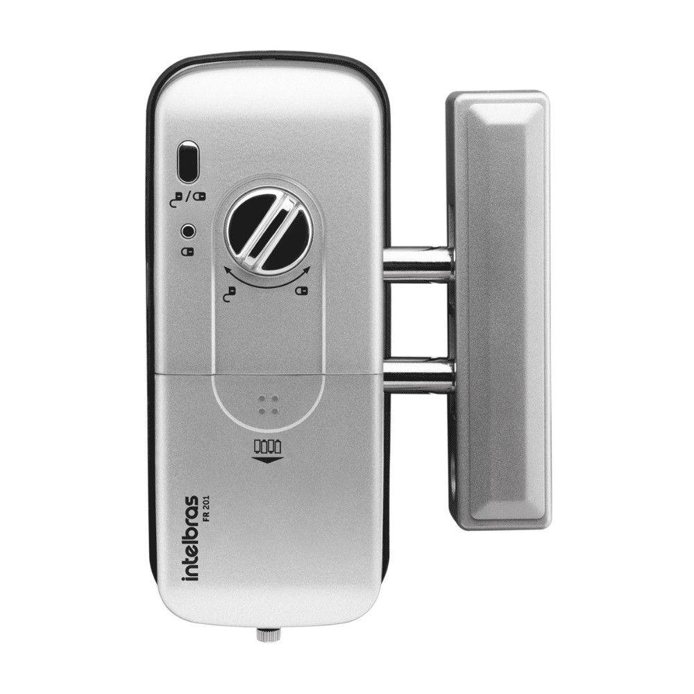Fechadura Digital Intelbras FR 201 por Senha e Tags RFID