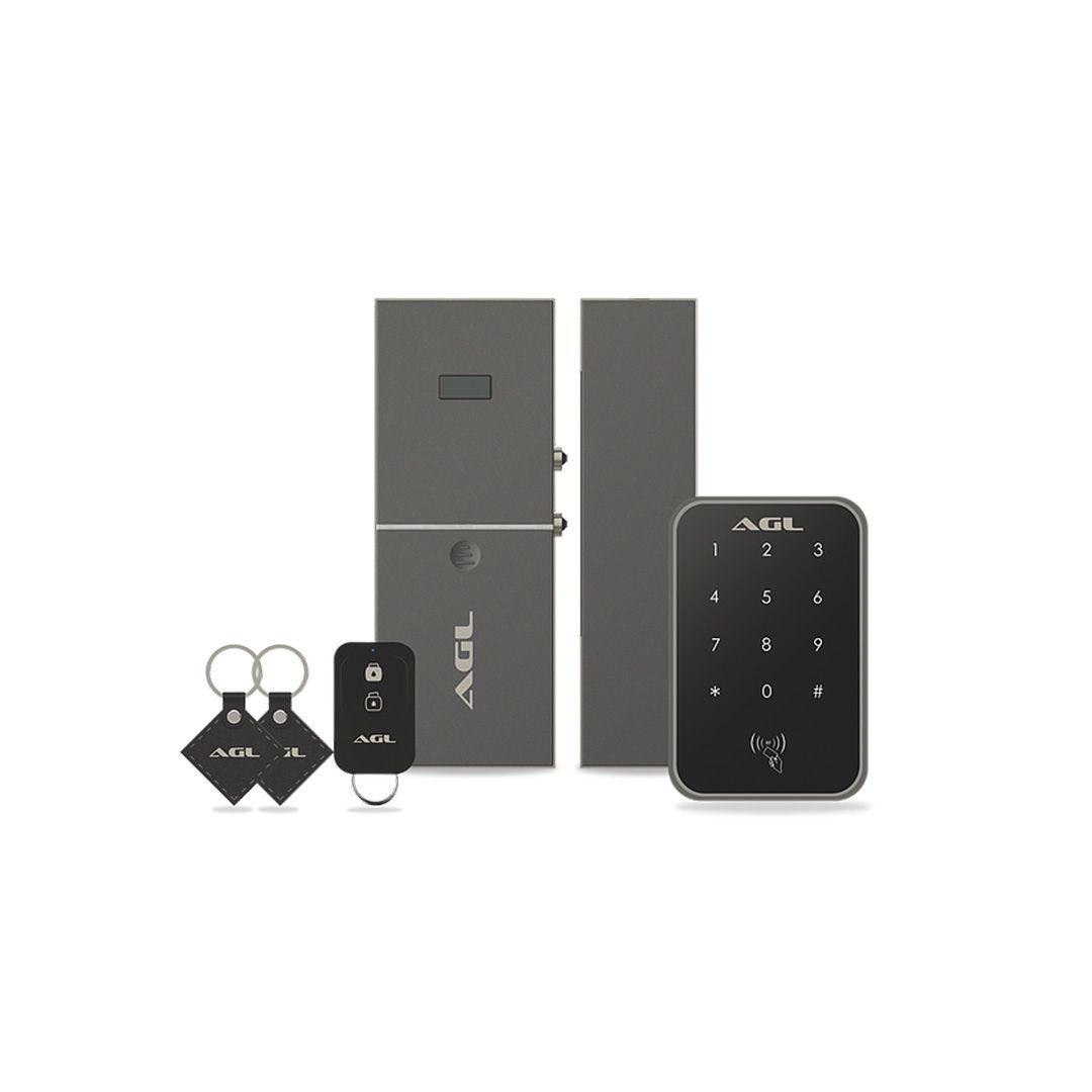 Fechadura Digital Sem Fio AGL Smart X