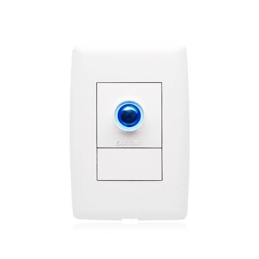 Interruptor Inteligente Dimmer Timer Touch Para Controle de Iluminação Exatron