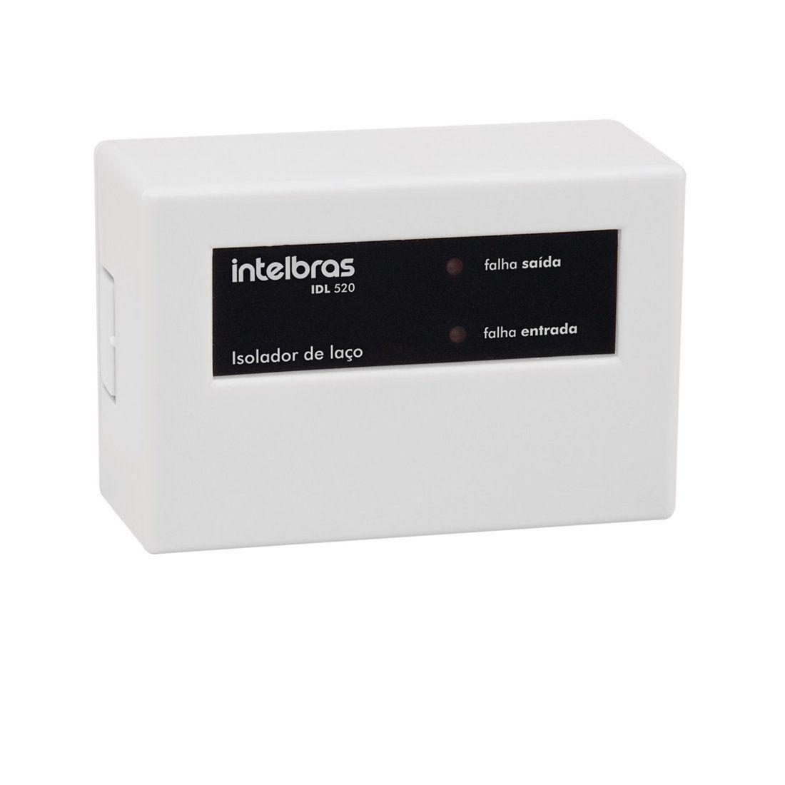 Isolador de Laço Intelbras IDL 520