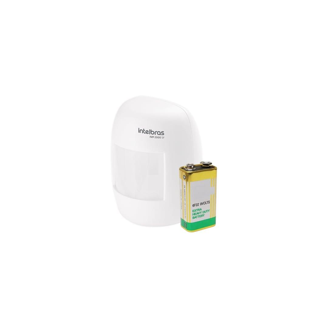 Kit Alarme Residencial Intelbras ANM 24 NET com 1 Sensor sem Fio