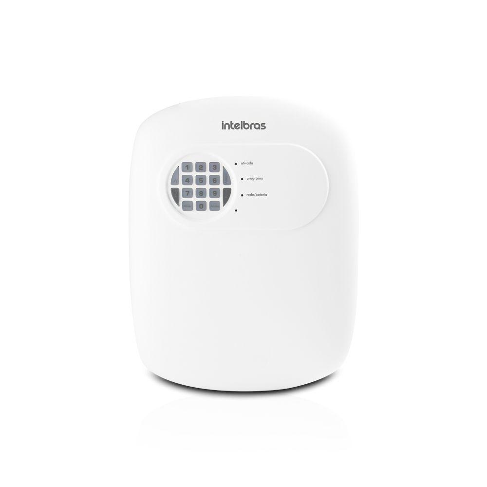Kit Alarme Residencial Intelbras ANM 24 NET com 5 Sensores Com Fio