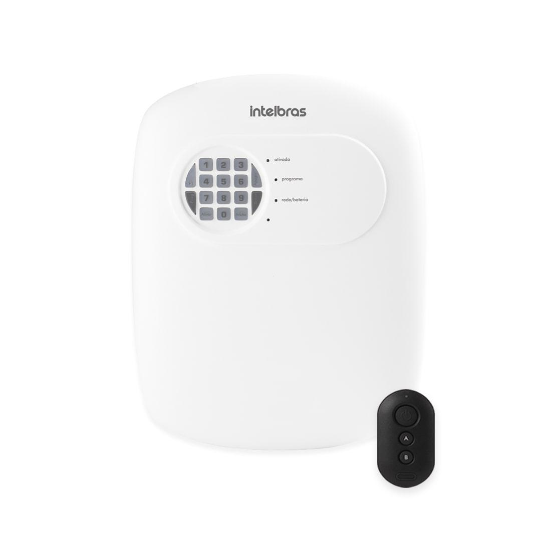 Kit Alarme Residencial Intelbras ANM 24 NET com 7 Sensores Com Fio