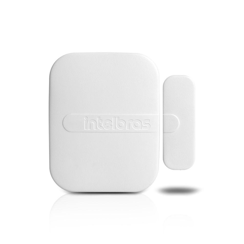 Kit Alarme Residencial Intelbras ANM 3004 ST Com 7 Sensores Sem Fio