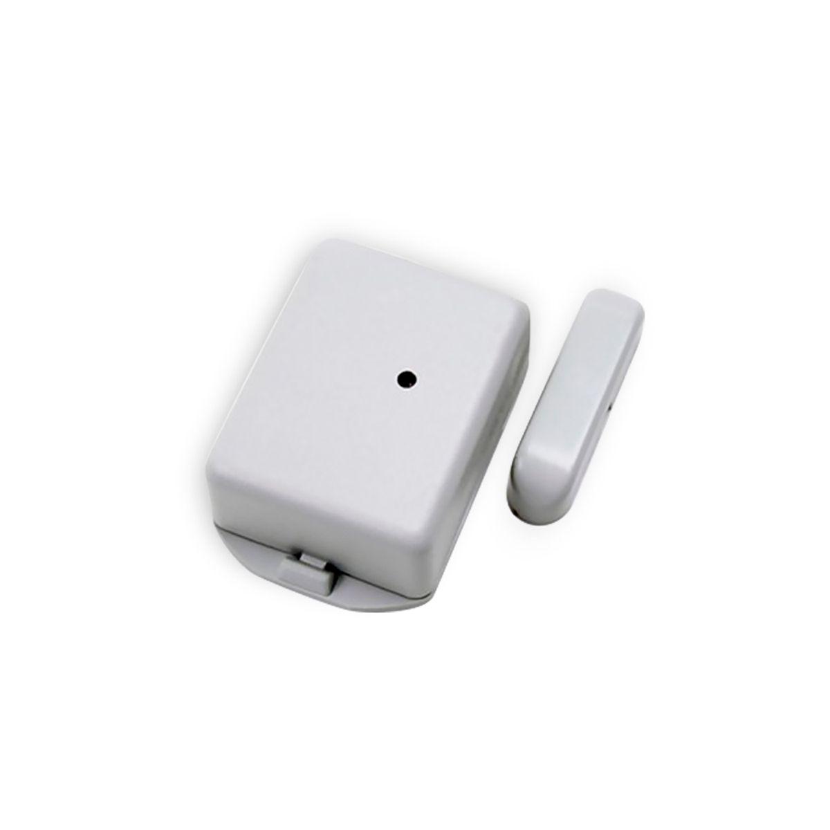 Kit Alarme Residencial PPA 7 Sensores Sem Fio e Discadora