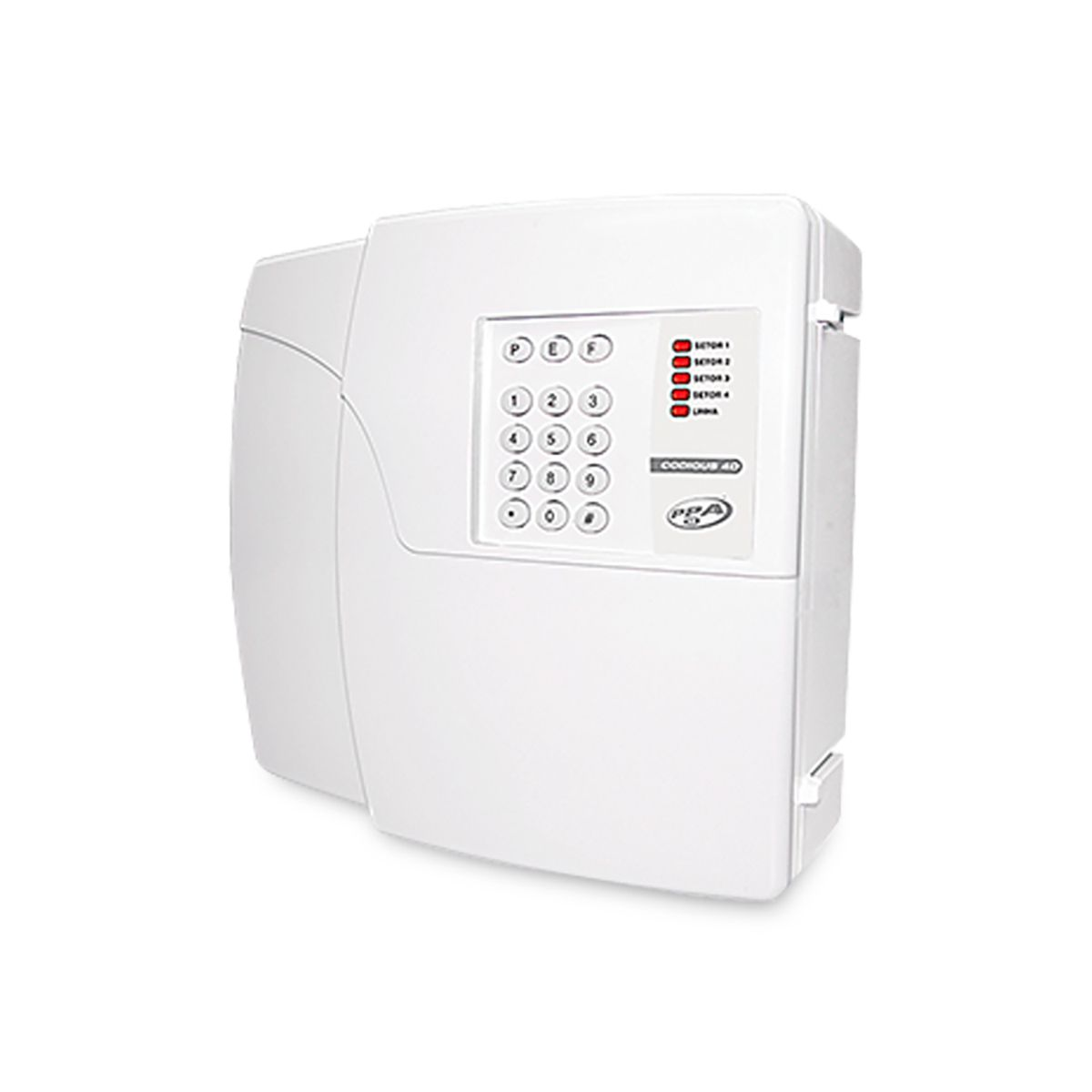 Kit Alarme Residencial PPA 1 Sensor Sem Fio e Discadora