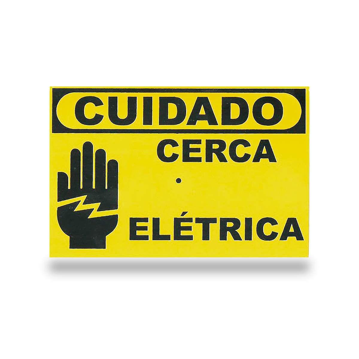 Kit Cerca Elétrica e Alarme JFL 4 Sensores 80 Metros de Muro