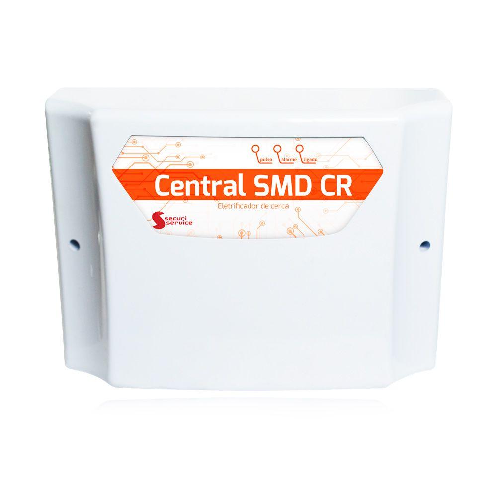 Kit Cerca Elétrica GCP SMD CR 90 Metros de Muro