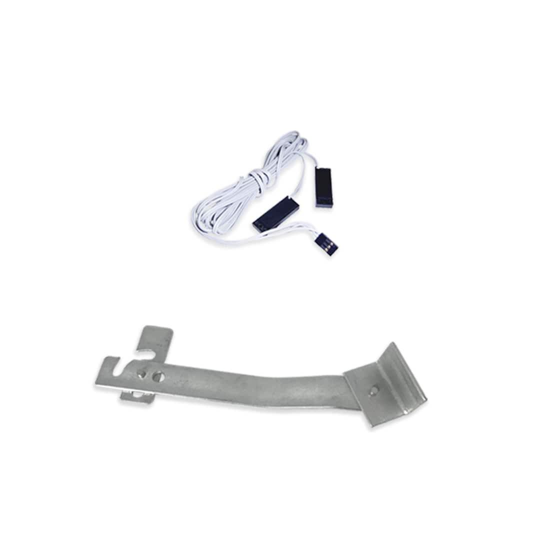 Kit Motor de Portão Basculante PPA Potenza Robust 1/3 HP Tx Car Trava Suporte