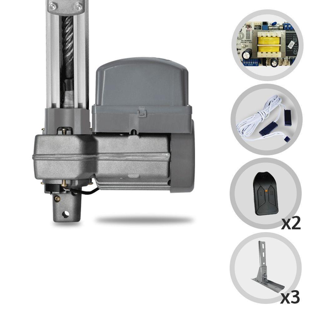 Kit Motor de Portão Basculante PPA Potenza SP 1/3 + Suporte