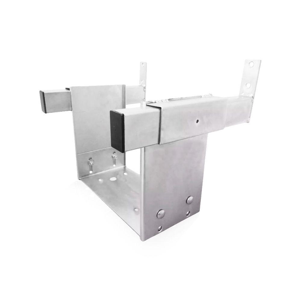 Kit Motor de Portão Deslizante PPA Home 1/4HP + Suporte Aéreo