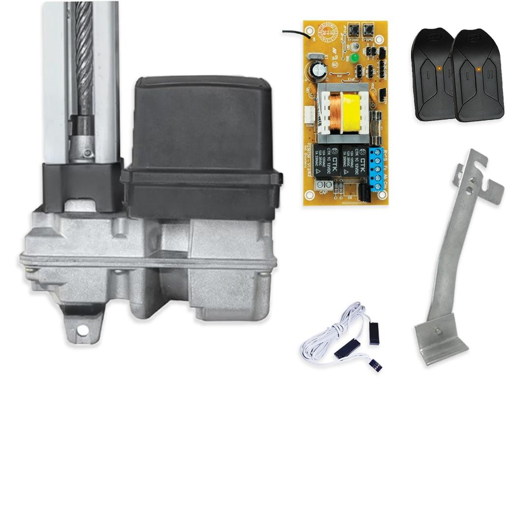 Kit Motor de Portão Eletrônico Basculante PPA BV Home SP