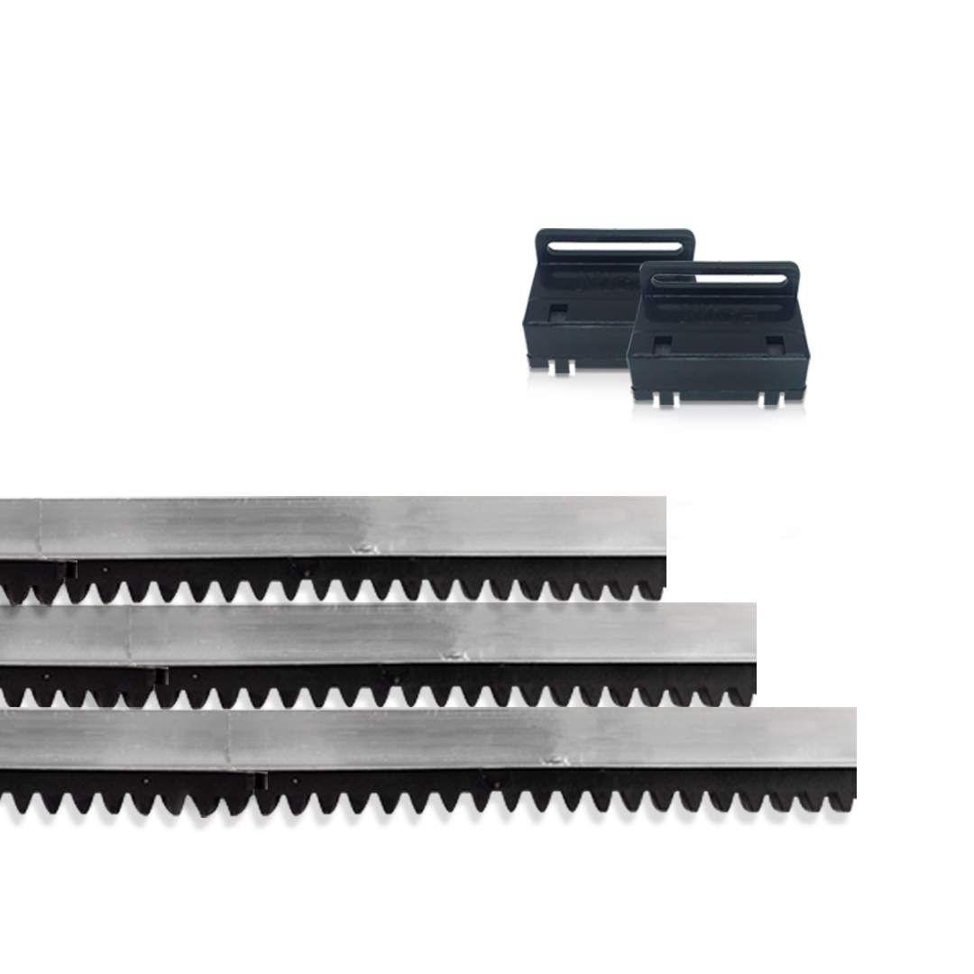 Kit Motor de Portão Eletrônico Deslizante Peccinin Fast Gatter