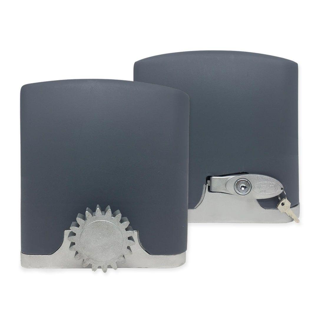 Kit Motor de Portão Eletrônico PPA Dz Rio R 700 1/2 Hp