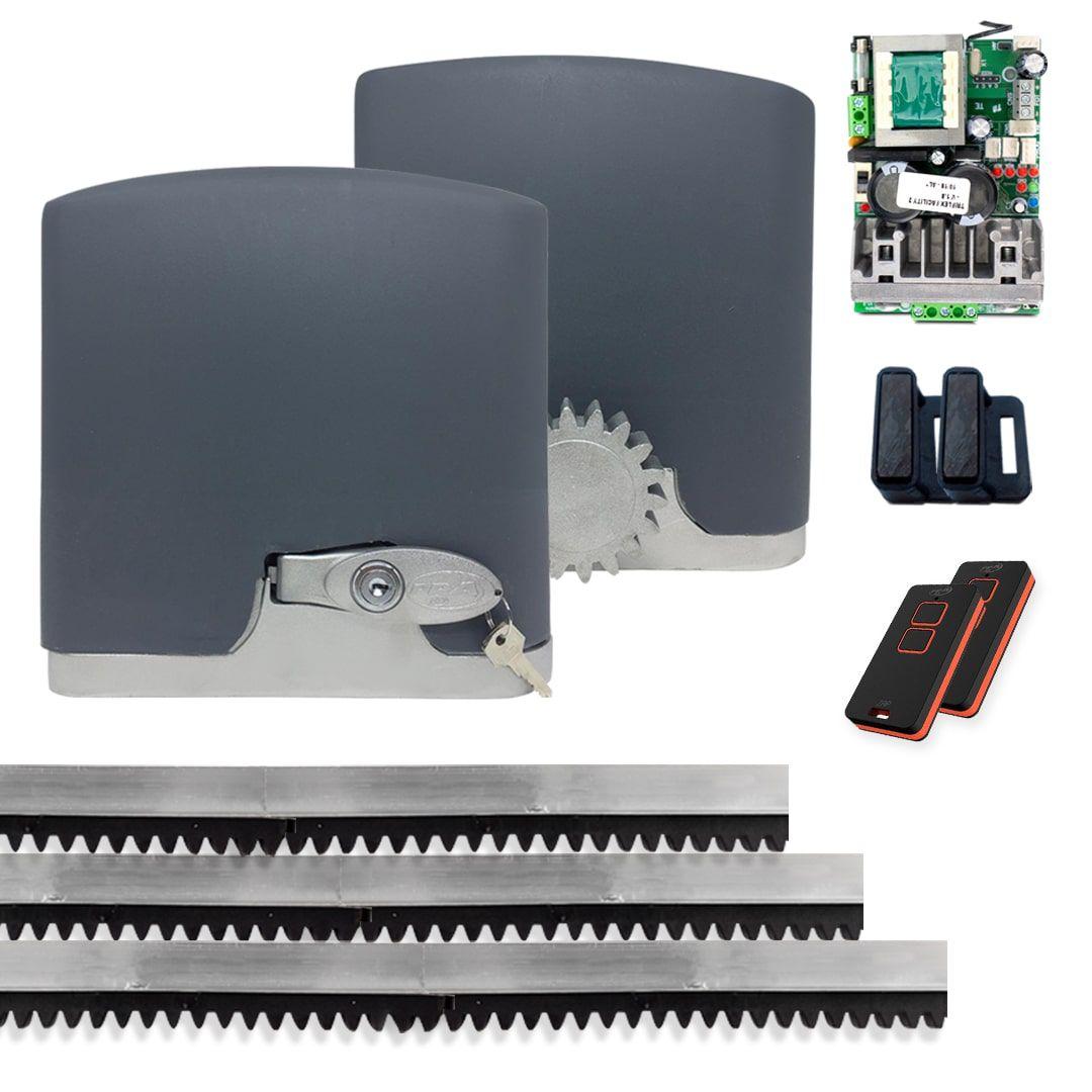 Kit Motor de Portão Eletrônico PPA R800 1/2 Jet Flex Facility