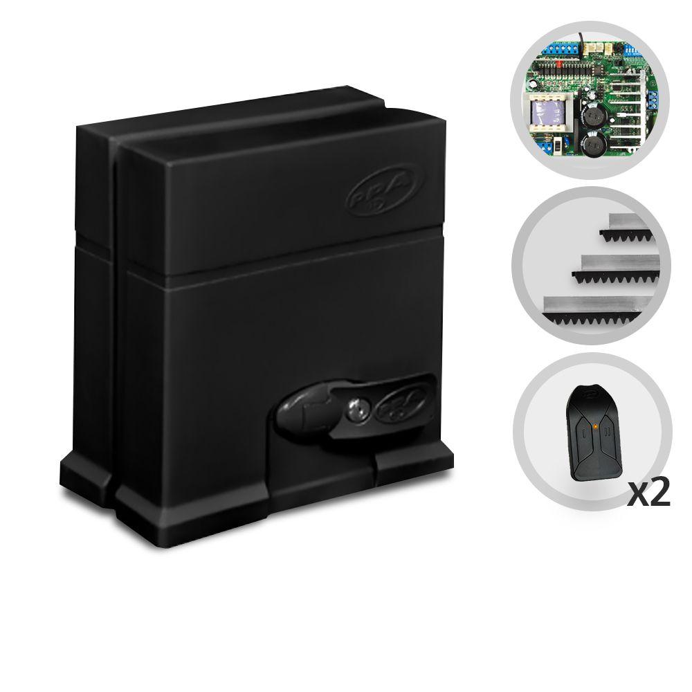 Kit Motor de Portão Industrial PPA DZ IND 2.2 Robust BLDC