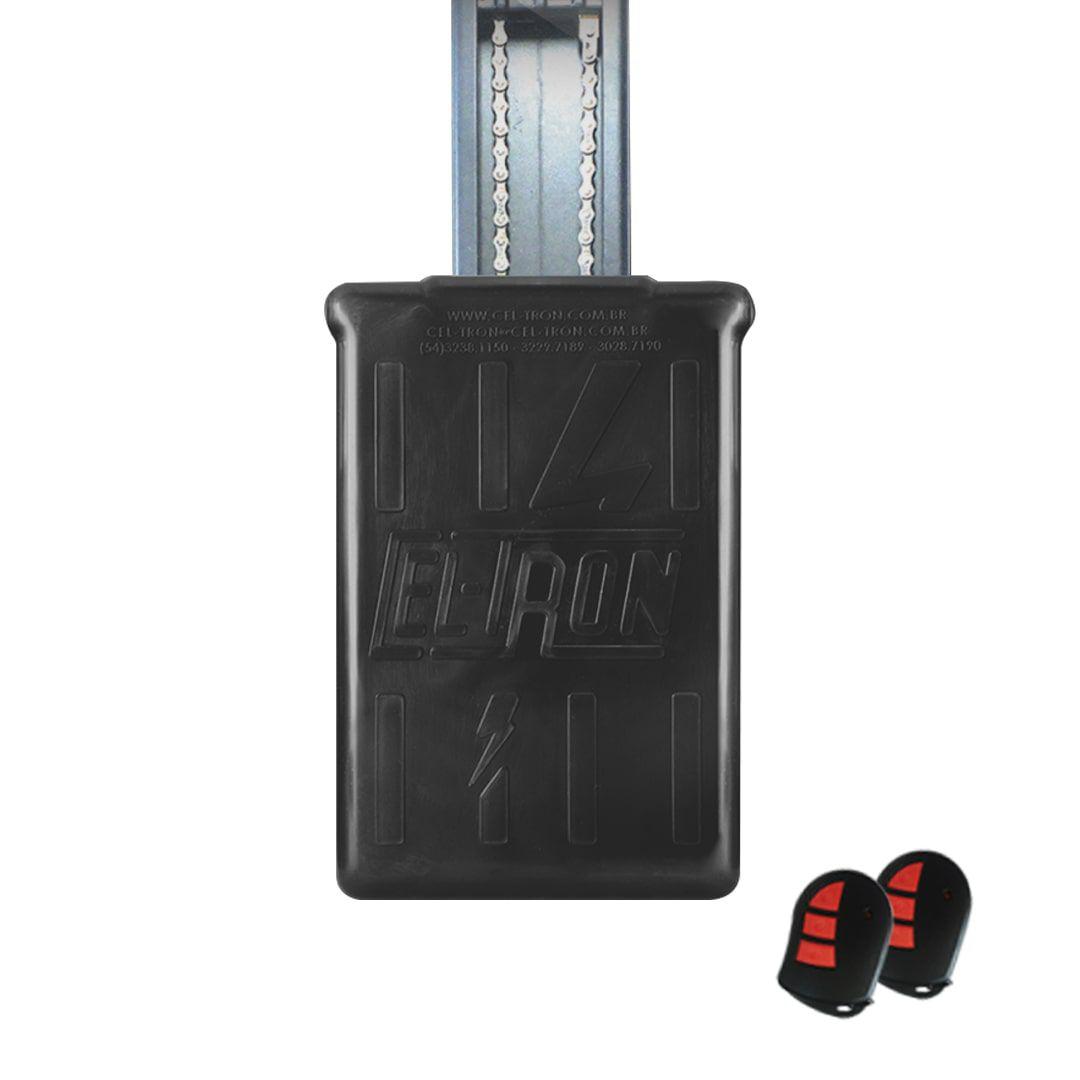 kit Motor para Portão Basculante de Corrente Celtron 1/3 CV 1,35m