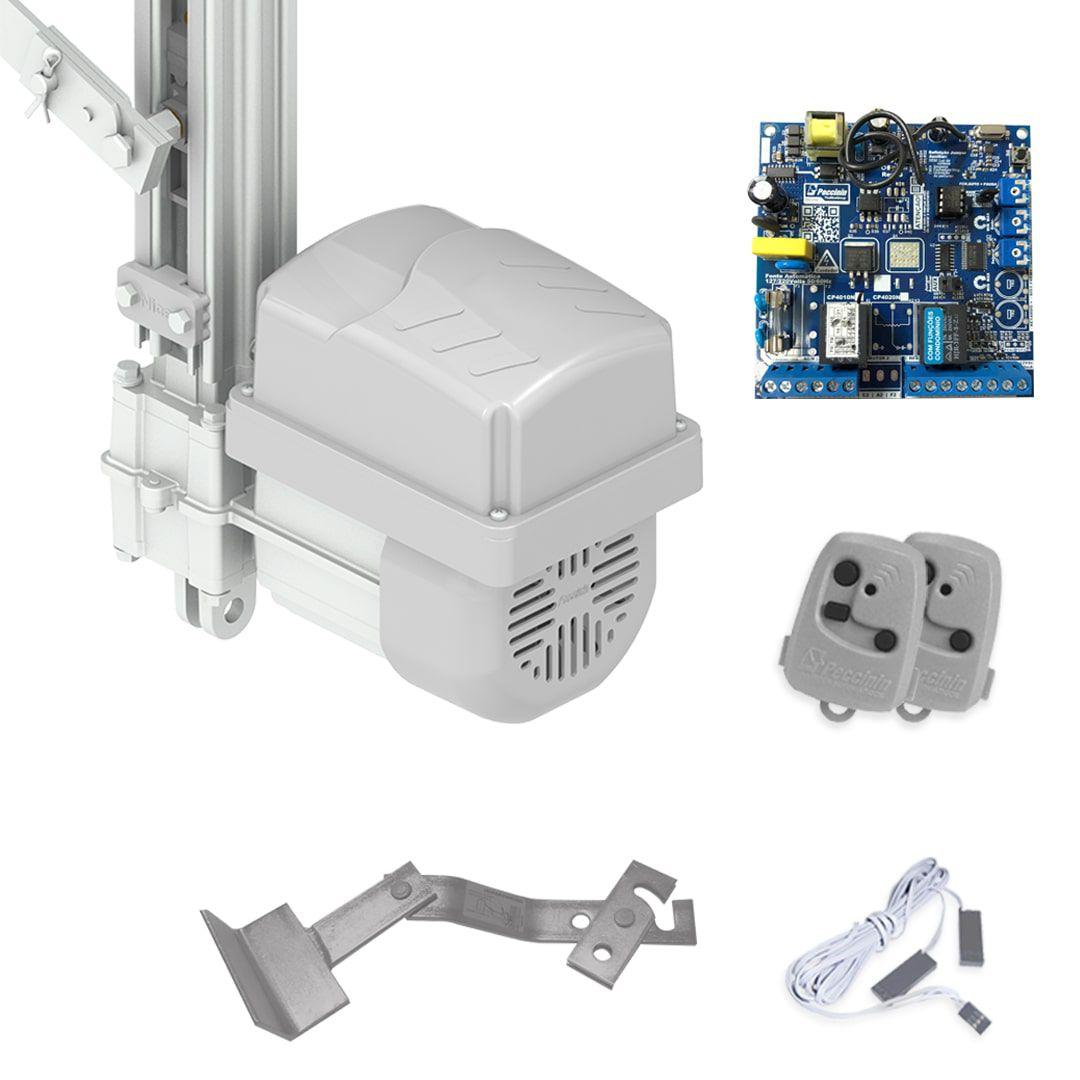 Kit Motor para Portão Basculante Peccinin BV 2000 1/3 HP
