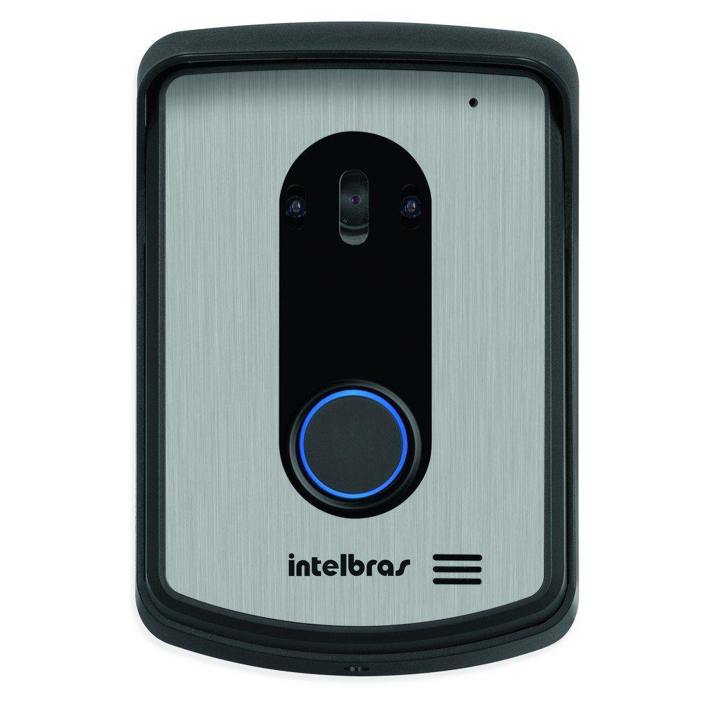 Kit Vídeo Porteiro Intelbras IV 4010 HS com Acesso Remoto