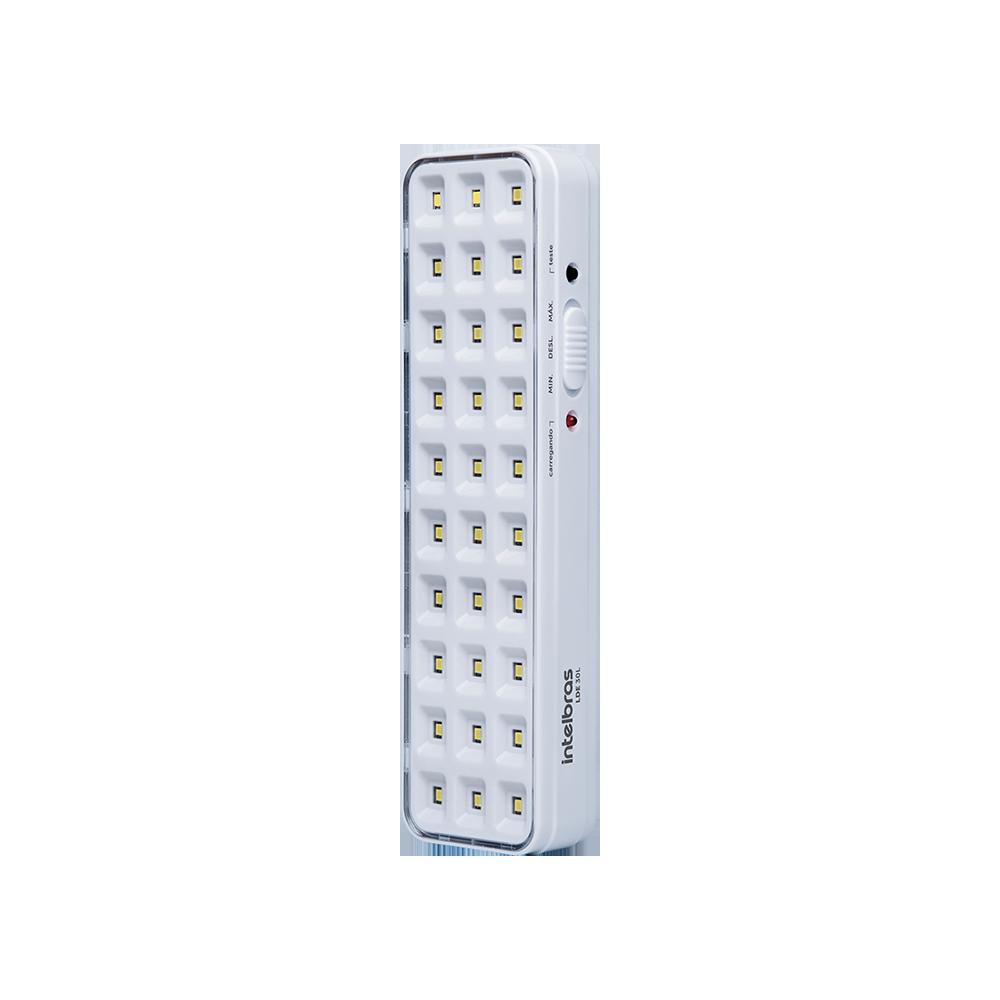 Luminária de Emergência Intelbras LDE 30L