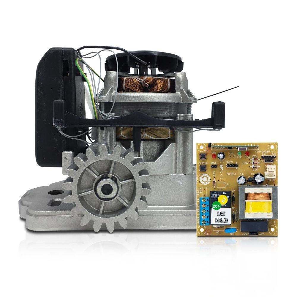 Motor de Portão Deslizante Garen KDZ FIT 1/4 HP (Avulso)