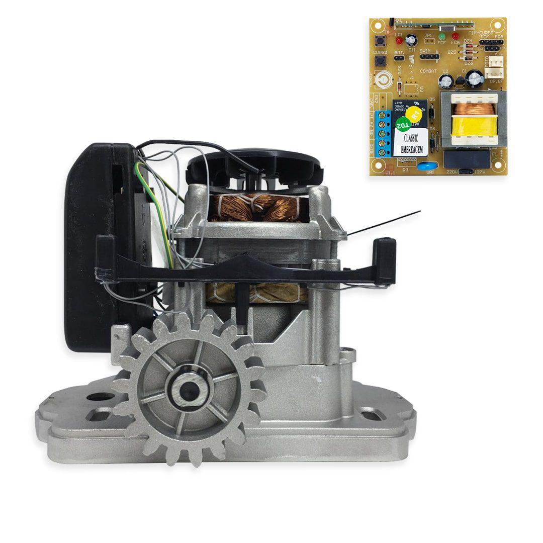 Motor de Portão Eletrônico Deslizante Garen KDZ FIT 1/4 HP (Avulso)