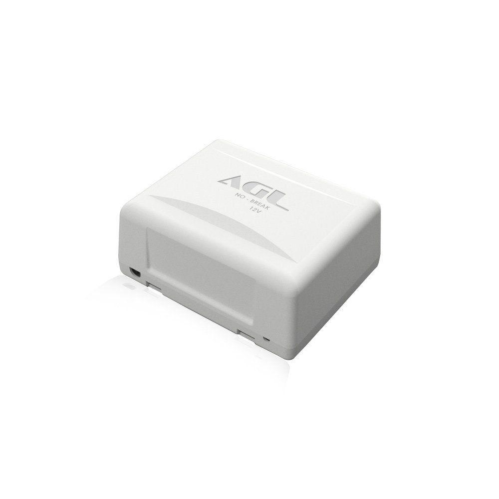 Nobreak AGL 12V 1,3A para Eletroímã e Controle de Acesso