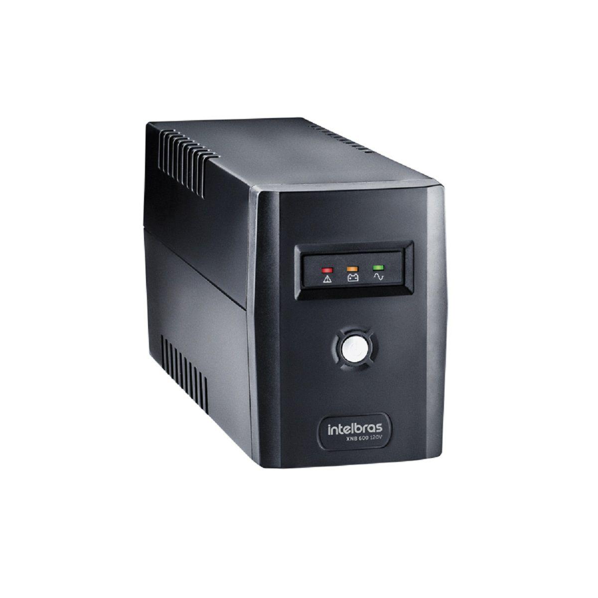 Nobreak Intelbras XNB 600 VA Entrada e Saída 120V
