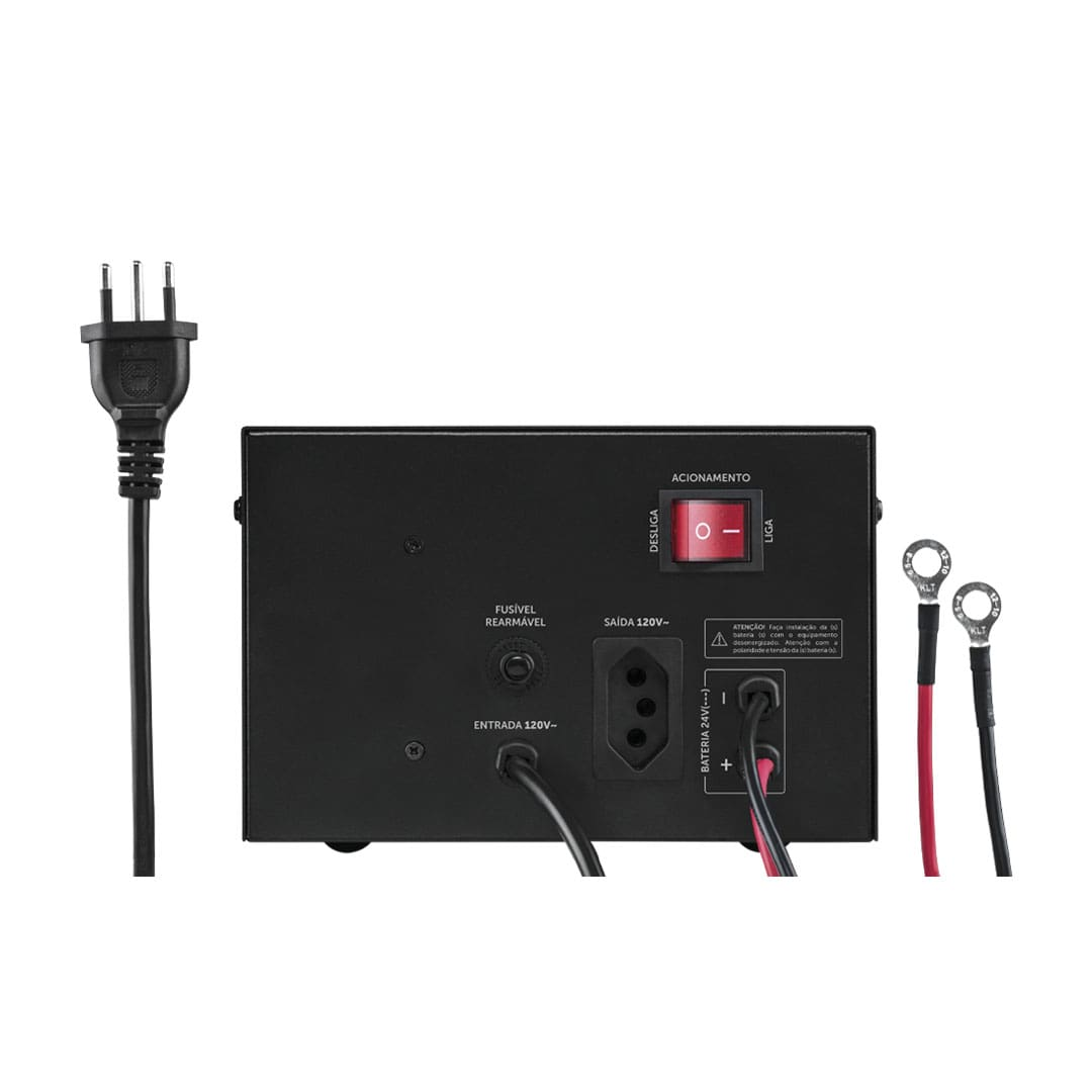 Nobreak para Motor de Portão Eletrônico Intelbras Gnb 1500 Va