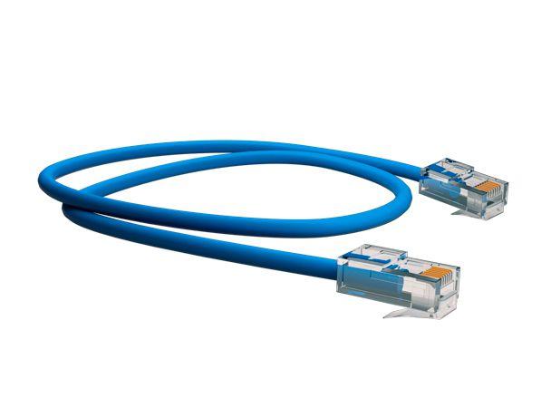 Patch Cord Sohoplus U/UTP CAT.5e CMX T568A/B 1,5 Metros Azul