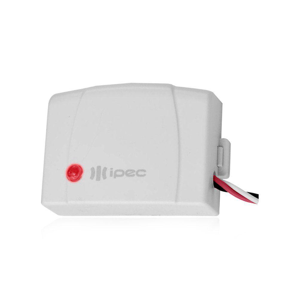 Pisca Alarme IPEC Led Sinalizador Intermitente de Alarme Ativado