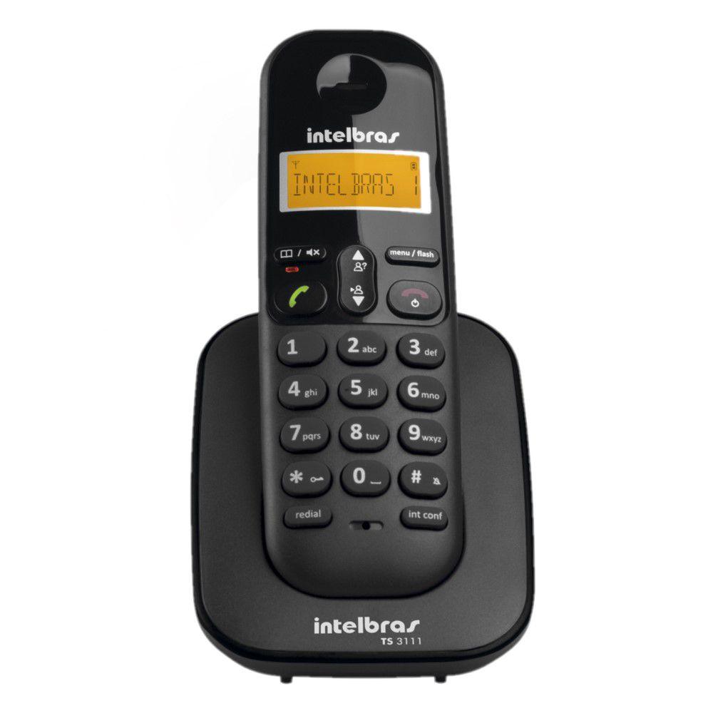 Ramal Sem Fio Digital Intelbras TS 3111