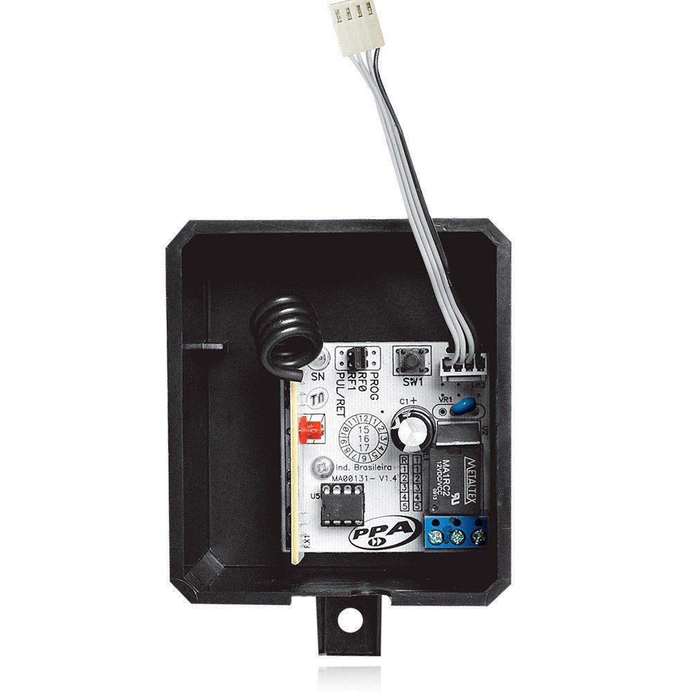 Receptor Alcance PPA 433,92 MHz Para Automatizador de Porta e Portão