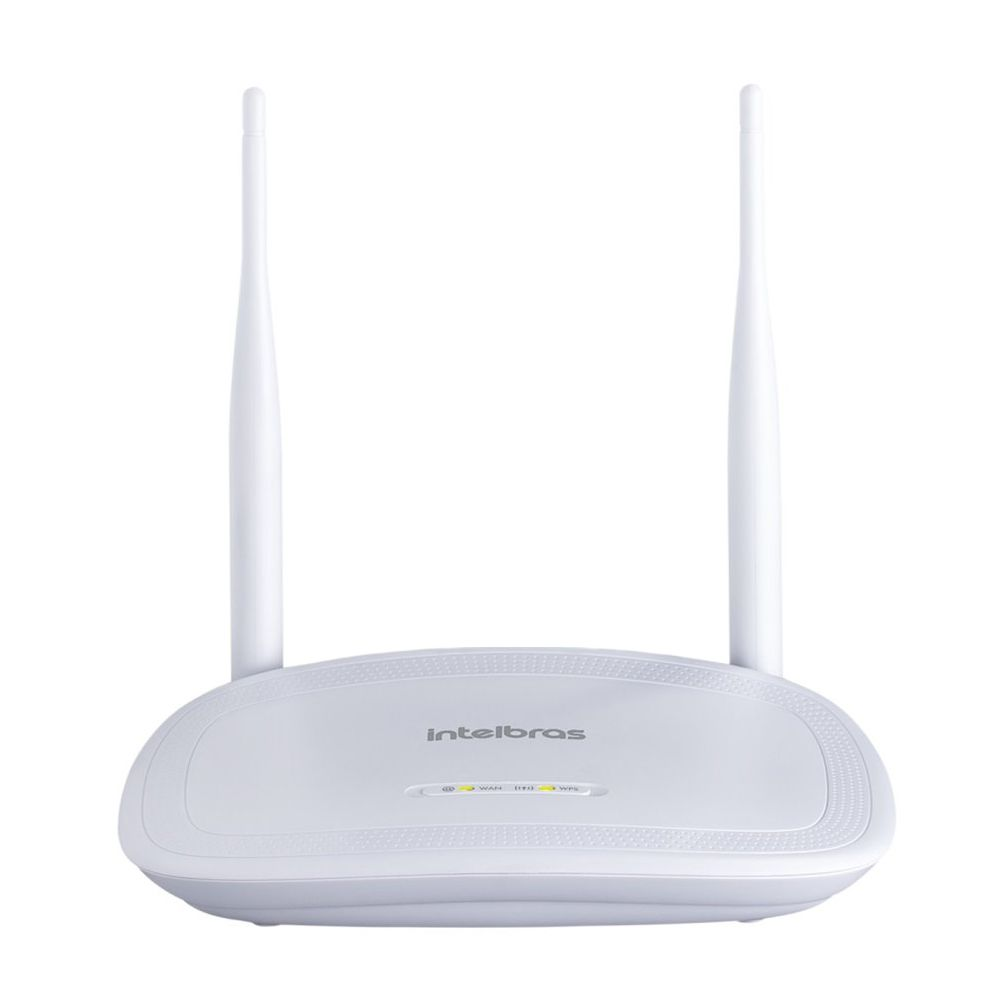 Roteador Wi-Fi Intelbras IWR 3000N 300 Mbps