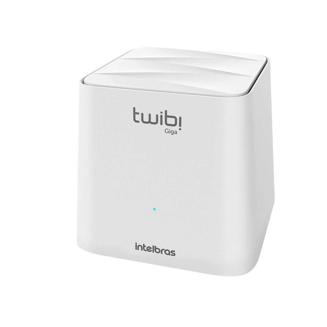 Roteador Wi-Fi Mesh Intelbras Twibi Giga 1 Módulos