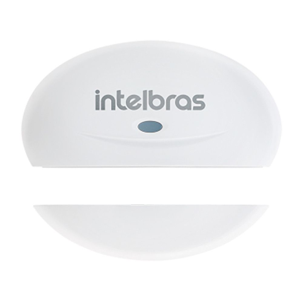 Sensor de Abertura Intelbras iS3 Sem Fio
