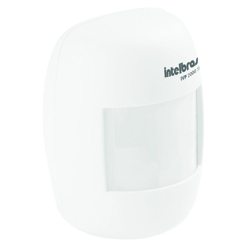 Sensor Infravermelho Passivo Intelbras IVP 2000 SF sem fio