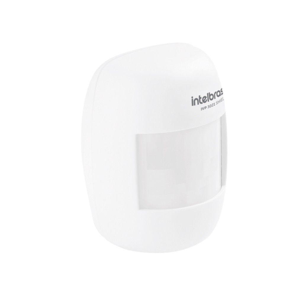 Sensor Infravermelho Passivo Intelbras IVP 3021 Shield
