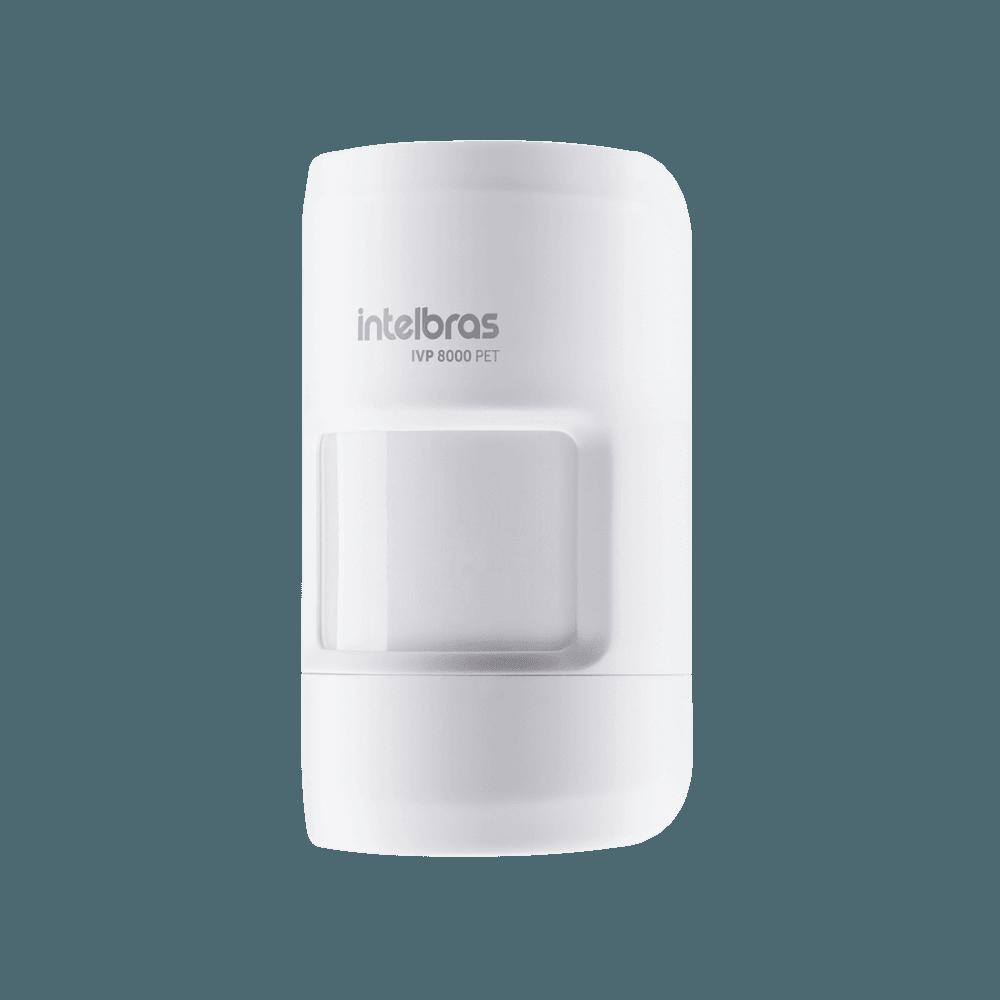 Sensor Infravermelho Passivo Intelbras IVP 8000 PET sem fio
