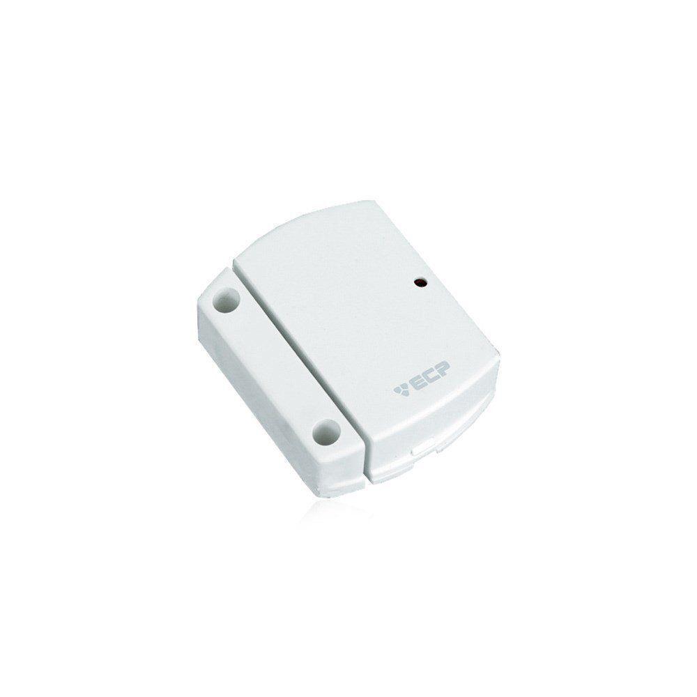 Sensor Magnético Sem Fio ECP Intruder 433 Mhz