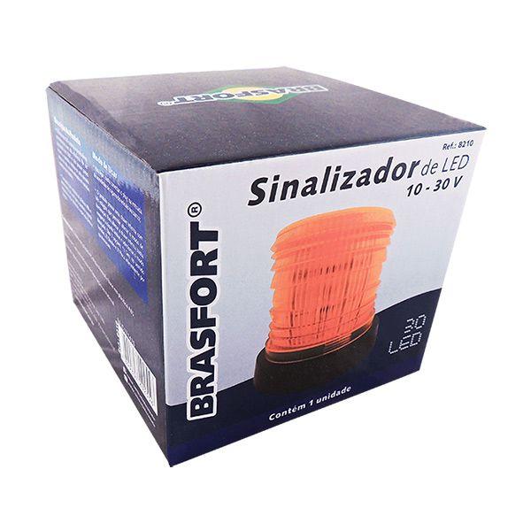 Sinalizador de Led Brasfort 10 - 30 V
