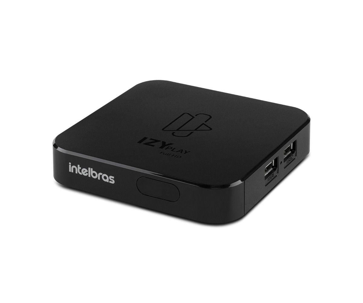 Smart Box TV Intelbras Izy Play