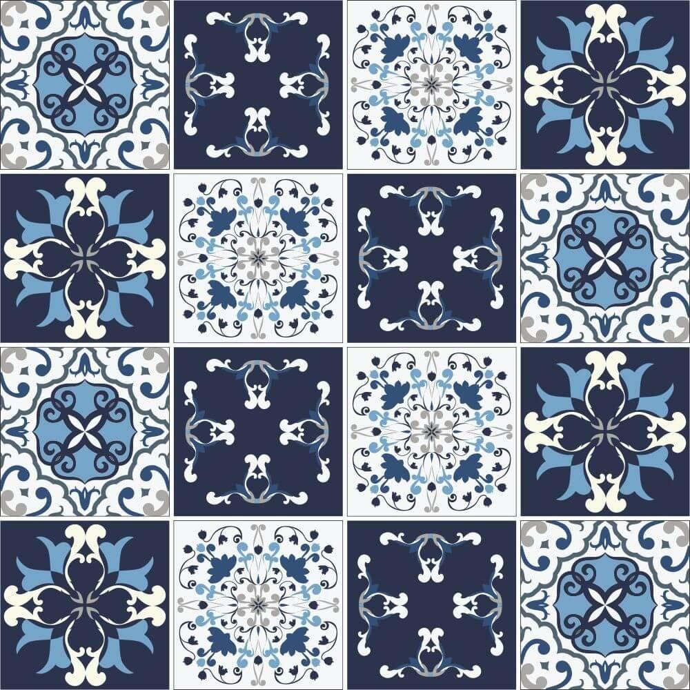 Adesivo de Azulejo Bragança