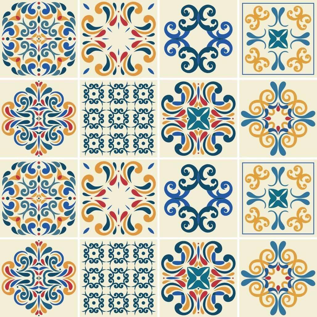 Adesivo de Azulejo Colargo